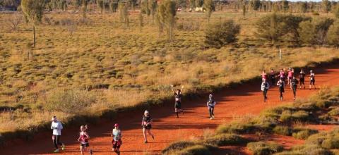 Australian Outback Marathon 2016