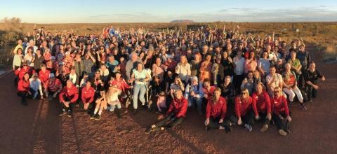 Australian Outback Marathon 2019