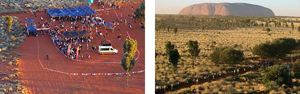 Australian Outback Marathon #outbackmarathon #runtheworld